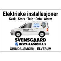 Svensgaard installasjon as